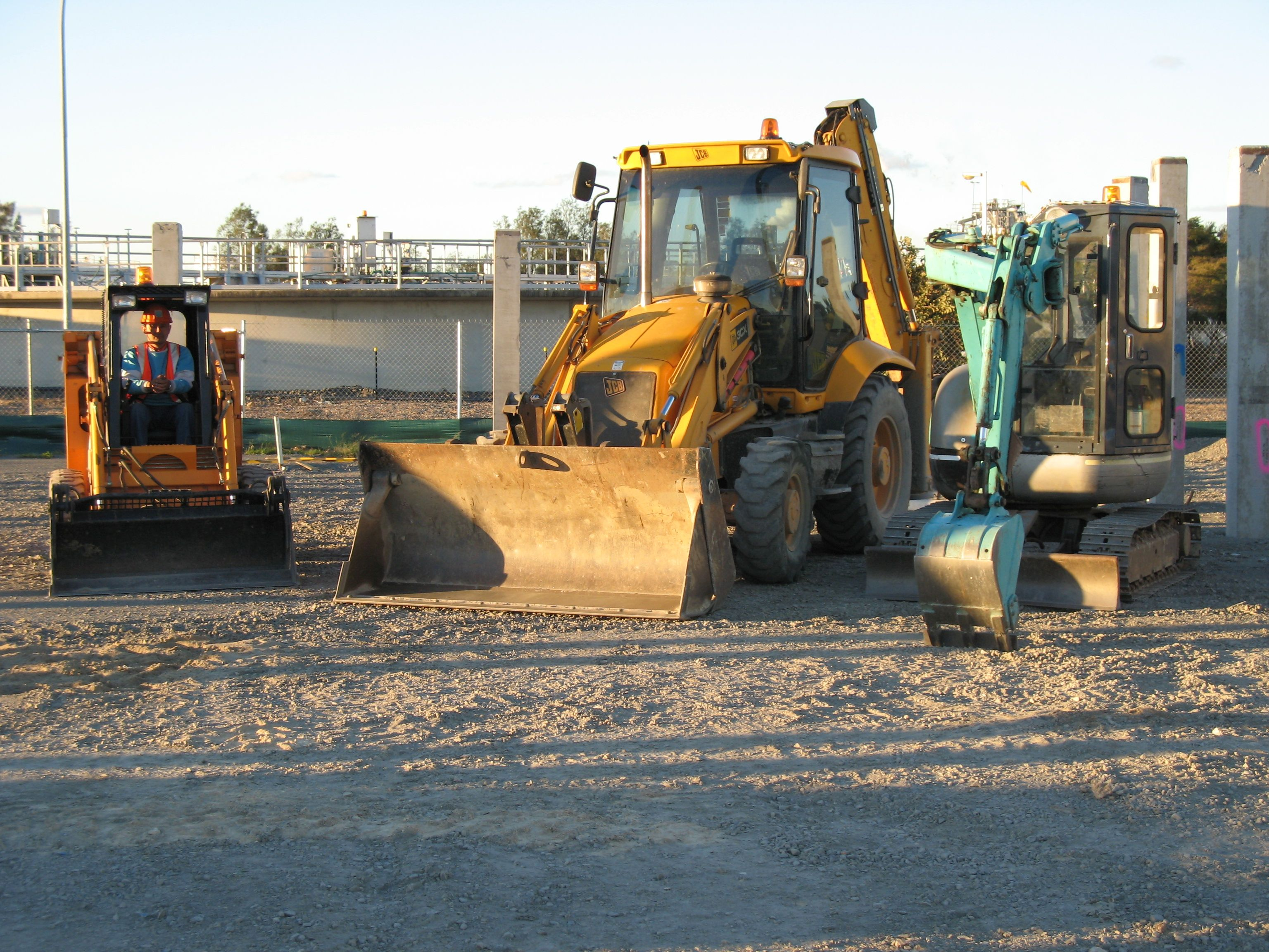 earthmoving and excavation services Brisbane