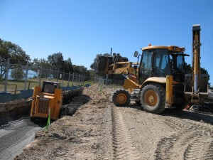 trenching contractors Brisbane, Allhours Earthmoving Brisbane Redlands